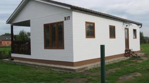 České mobilní domy