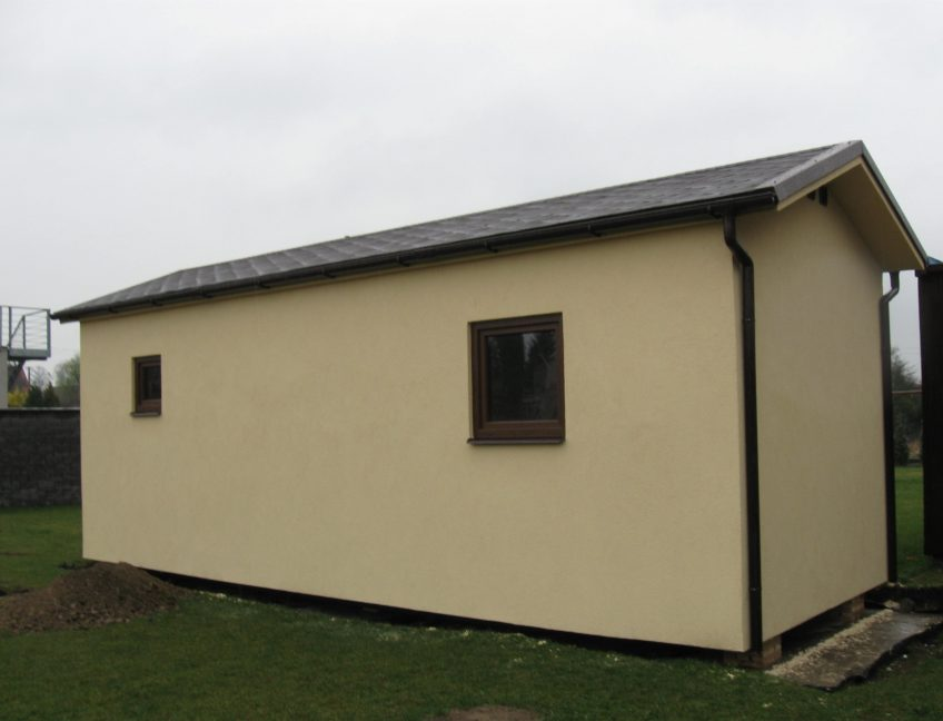 Domek 3×8 1+kk1
