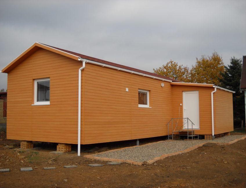 Domek 4x11 3+kk s verandou