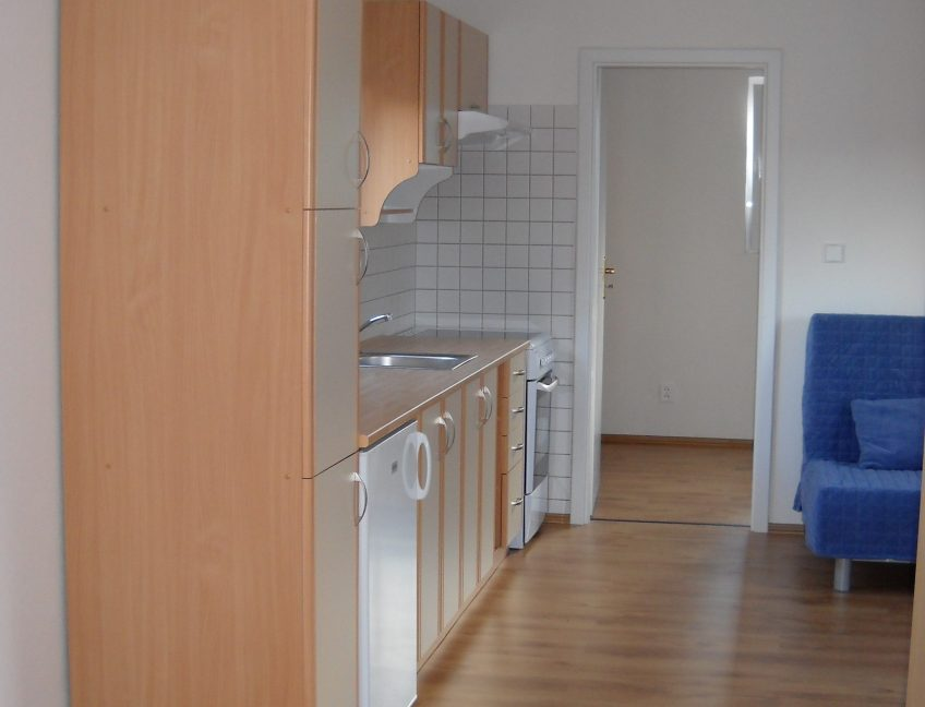 Domek 4x11 kuchyně