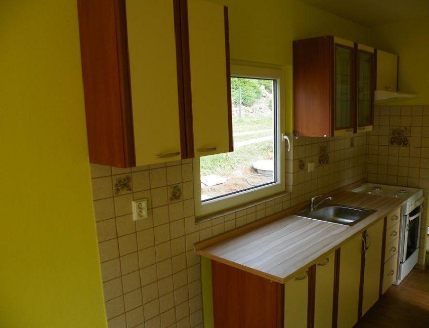 Domek 4×11 kuchyně