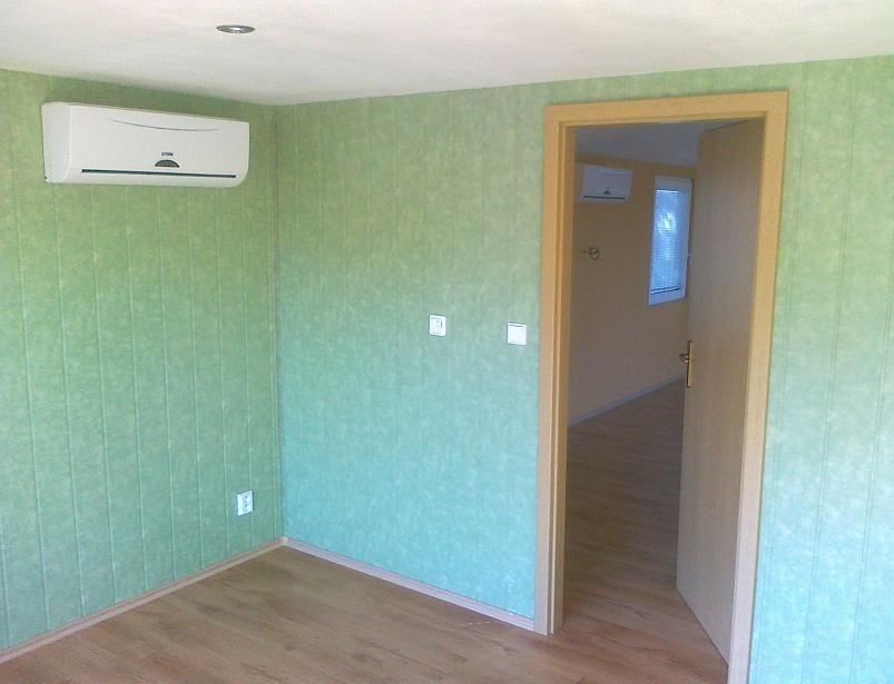 Domek 4×12 ložnice