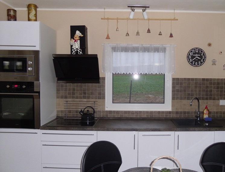 Domek 4×12 2+kk kuchyně