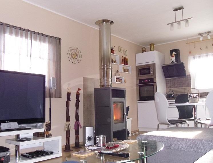 Domek 4×12 2+kk obývací pokoj