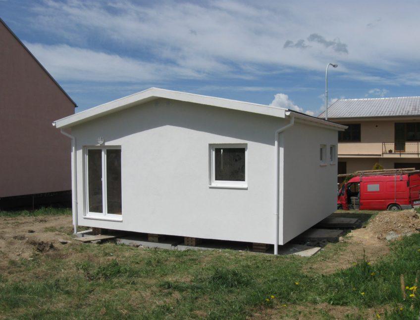 Domek 6×6 2+kk