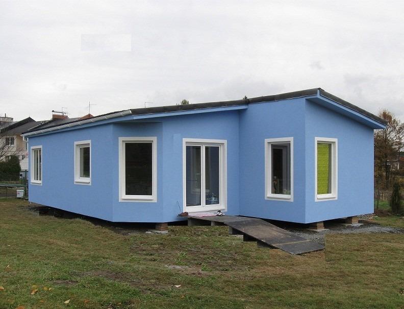 Domek 60m2 Z Form 3+kk