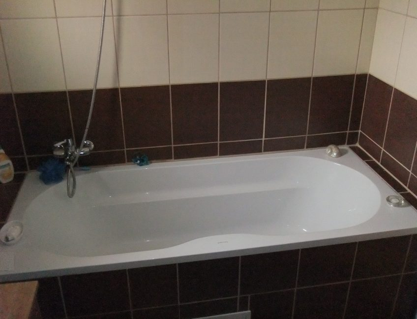 Domek Future koupelna