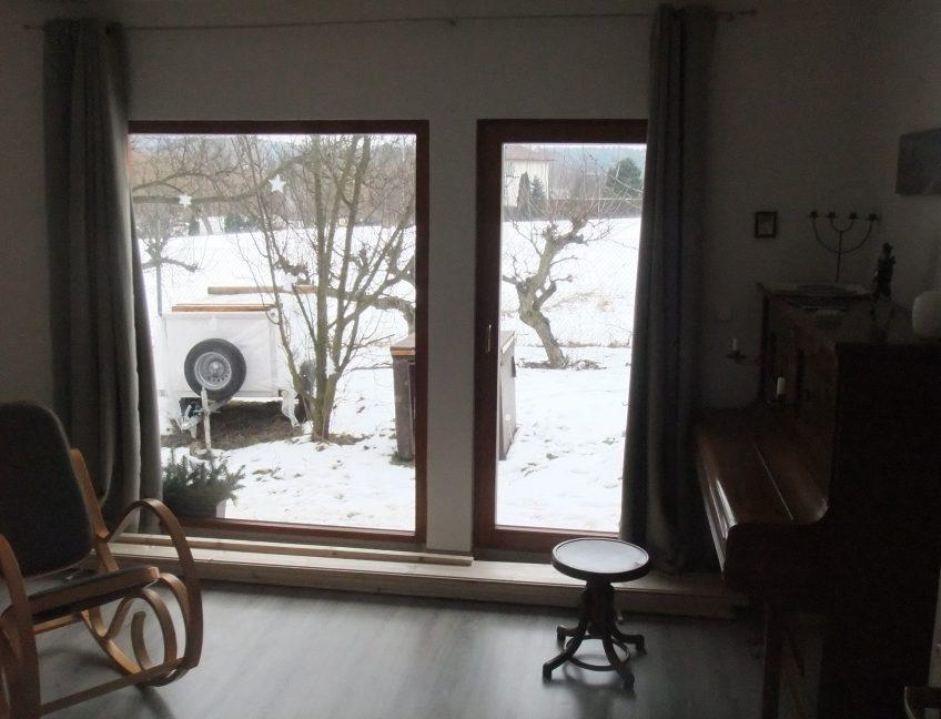 Domek Future obývací pokoj