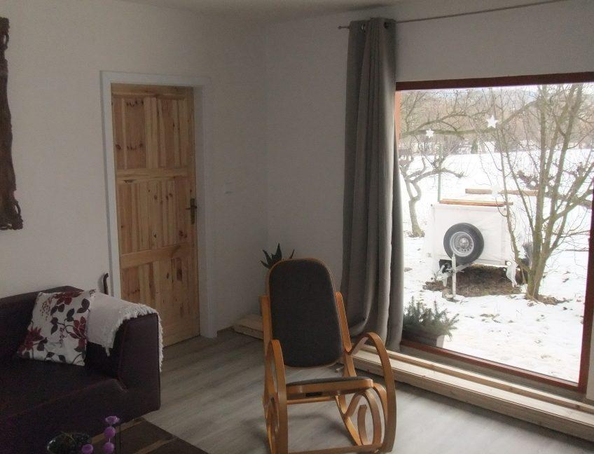 Domek Future obývací pokoj1