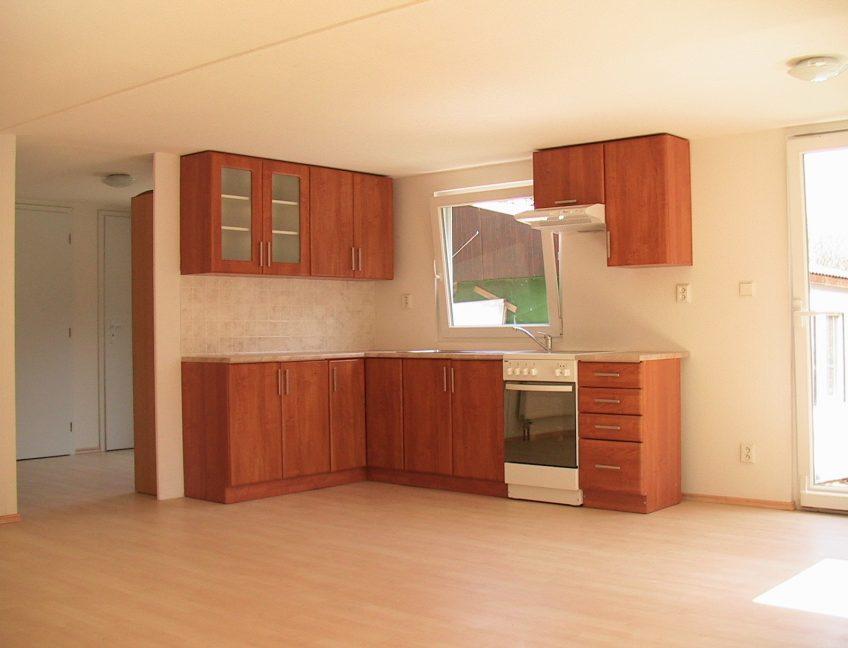 Domek 6×10 kuchyně
