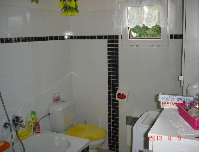 Domek 60m2 Z Form koupelna