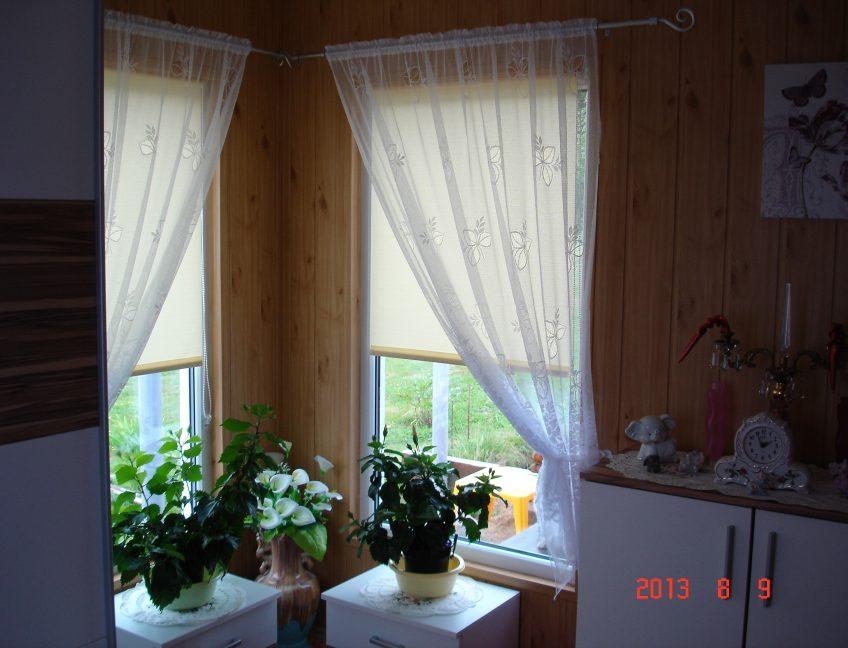 Domek 60m2 Z Form obývací pokoj