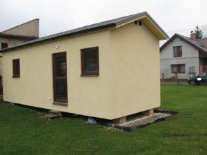 Mobilní domy